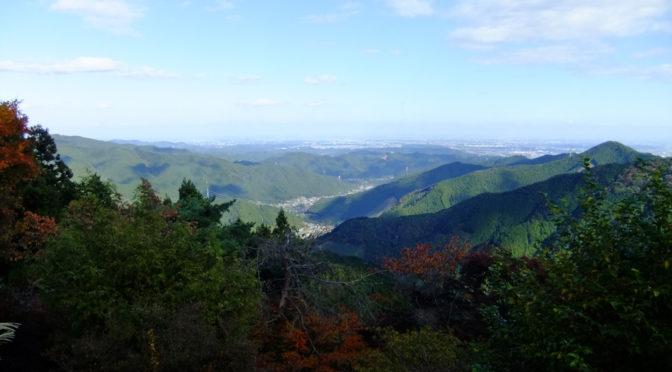 力と浄化 御嶽と奥多摩